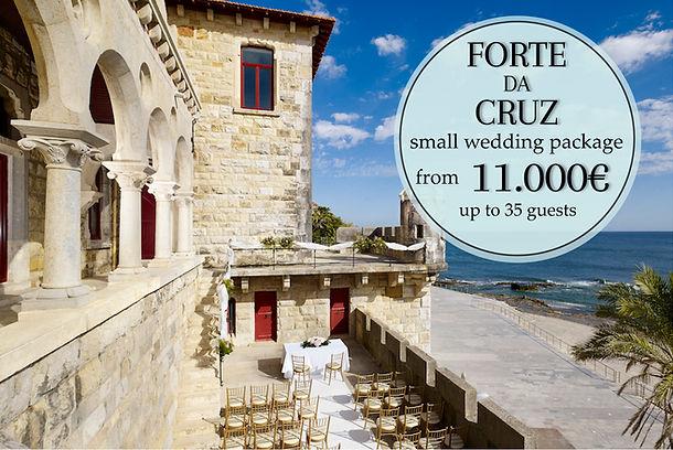Forte da Cruz Venue Small Package