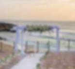 Beach wedding in Portugal
