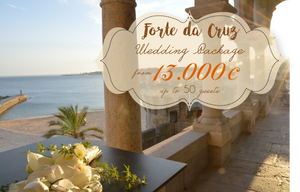 Forte da Cruz Wedding Package