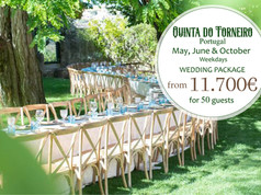 Quinta do Torneiro May June and October