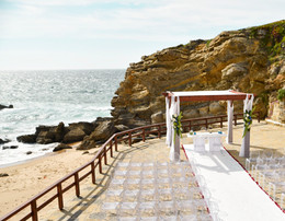 Venue by the beach