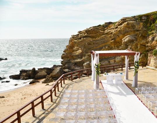 Venue by the beach