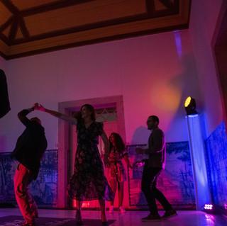 Pista de dança da Quinta do Torneiro