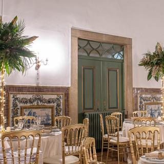 Dîner de Noël à la Quinta do Torneiro Lisbo