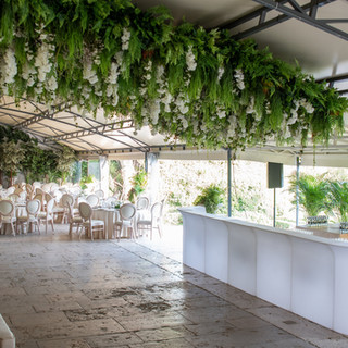 Open Bar at Quinta do Torneiro Large Destination Wedding Venue Portugal with Gardens and Rooms with Tiles and accomodation