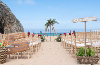 Adraga Beach Wedding Venue - Lisbon Wedding Planner