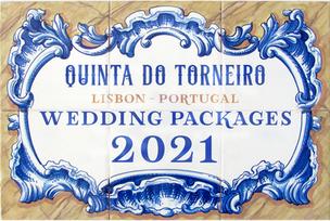 Wedding Package Portugal 2021
