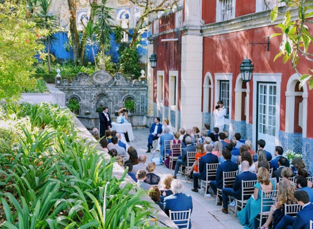 Book your marriage celebrant in Portugal