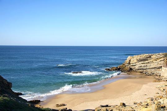 Beach view Portugal