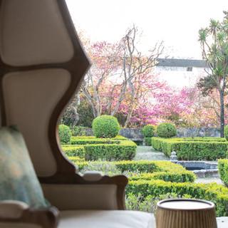 French Garden of Quinta do Torneiro