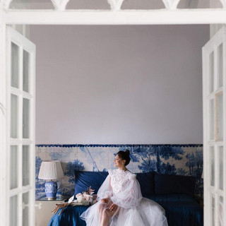 Master Suite - Quinta do Torneiro Large Destination Wedding Venue Portugal with Gardens and Rooms with Tiles and accomodation
