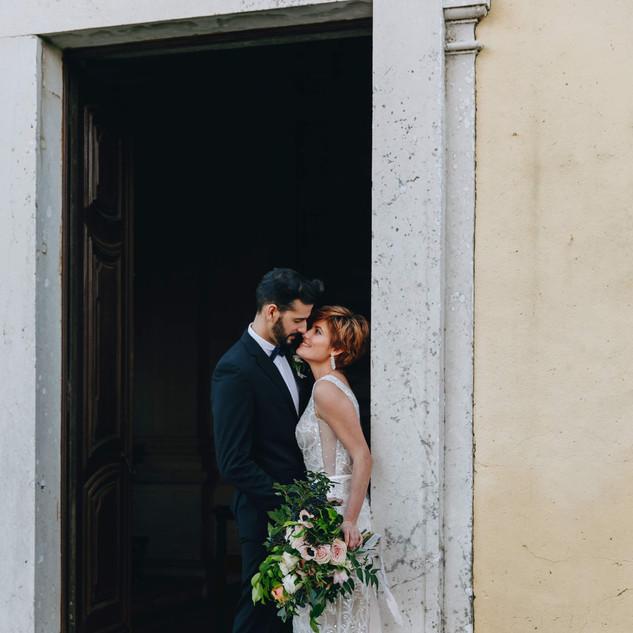 Bruiloft bij Quinta do Torneiro