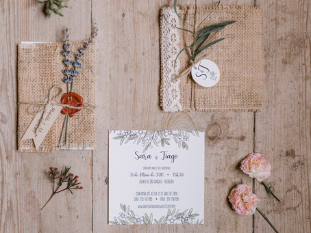Boho or Shabby Chic Wedding at The Quinta - My Vintage Wedding Portugal