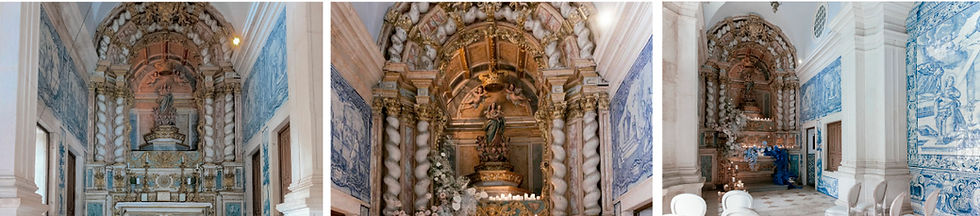 De Kapel van Quinta do Torneiro.