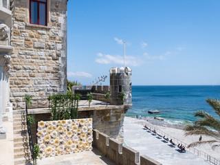 The Terraces at Forte da Cruz Beach Wedding Venue in Portugal