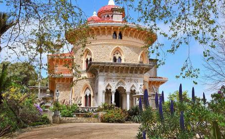 Celebrate Your Elopement Wedding at Monserrate Palace in Portugal with a profissional planner