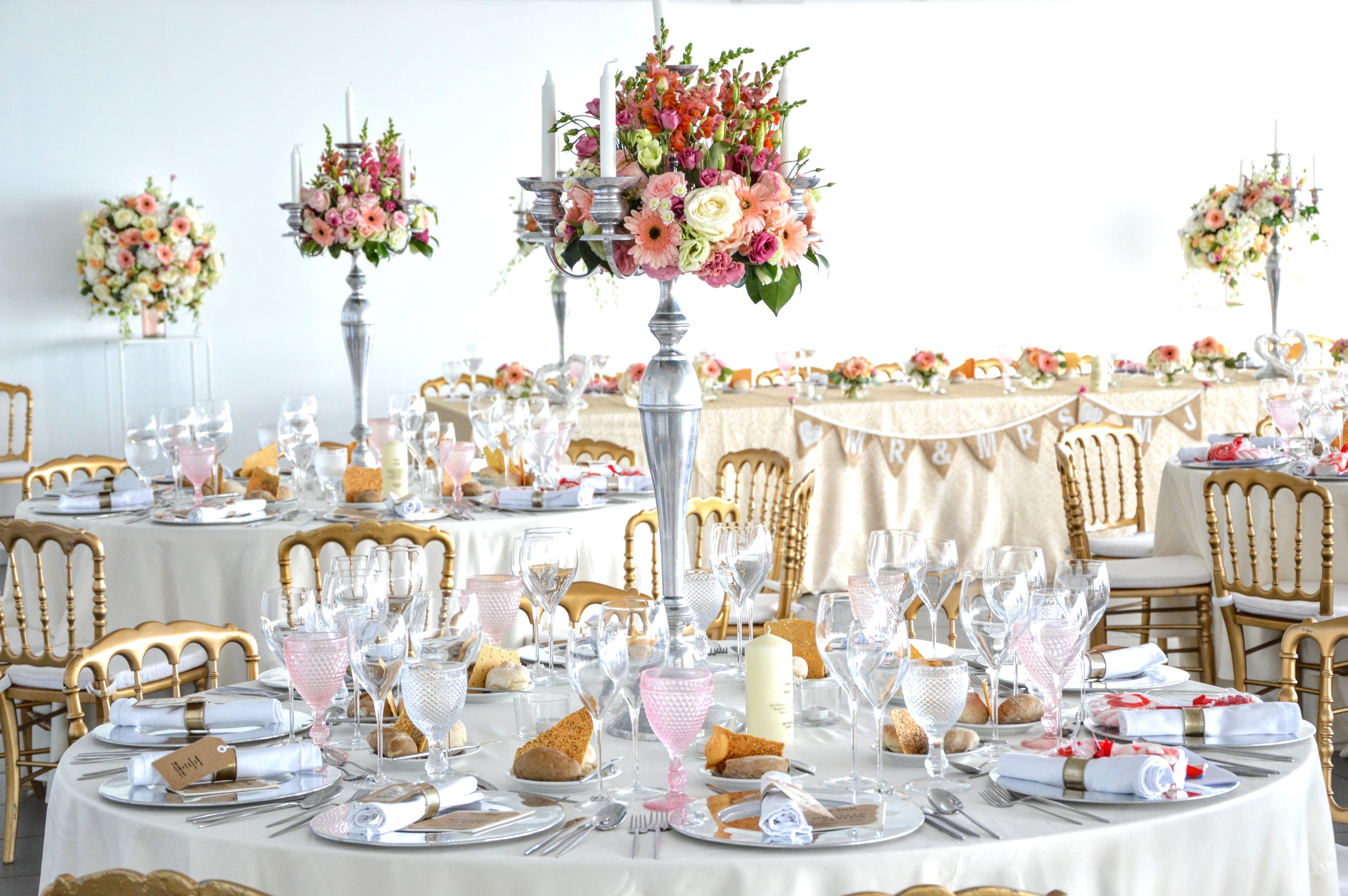 Arriba Wedding Reception Portugal