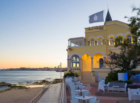 Villa Tamariz Utopia Wedding Venuein EstorilPortugal