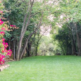 Entrance Garden of Quinta do Torneiro in