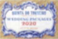Wedding Package Quinta do Torneiro 2020