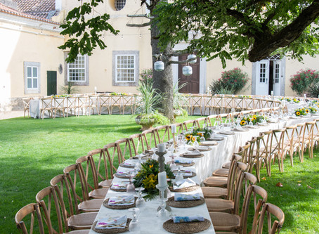 Destination Weddings in Portugal at Quinta do Torneiro