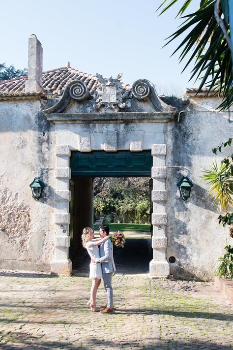 Ensaio pre wedding na Quinta do Torneiro em Portugal