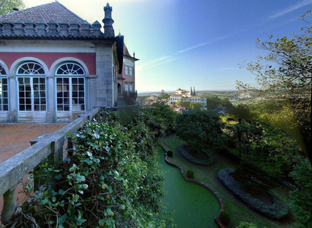 Guide to Your Wedding at Casa dos Penedos in Sintra