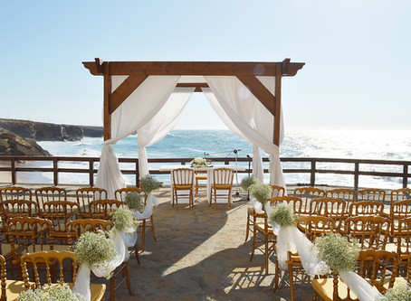 Arriba by the Sea is the best Beach Wedding Venue in Portugal