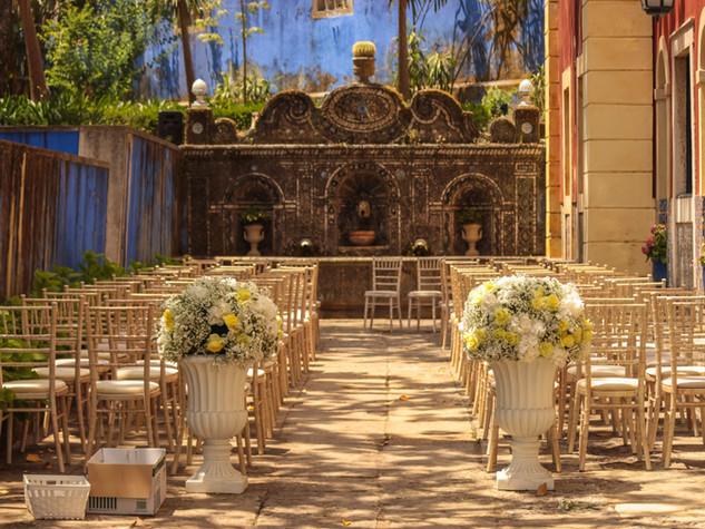 Marques Fronteira - Wedding Venue