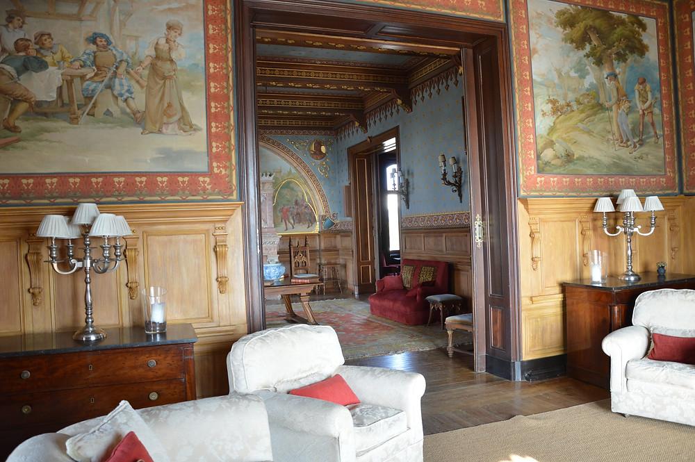 Luxury room Forte da Cruz Wedding Venue Portugal