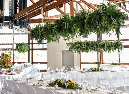 Best Hanging Wedding Floral and Installation Ideas for Your Wedding in Portugal