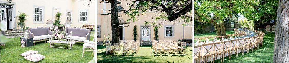 De Courtyard Tuin - Quinta do Torneiro