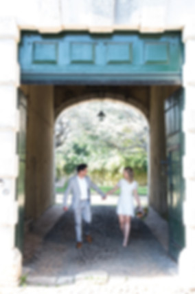 Pre-wedding photos at Quinta do Torneiro in Lisbon. Rustic weddings in Portugal. My destination wedding.