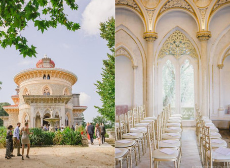 Sintra Weddings