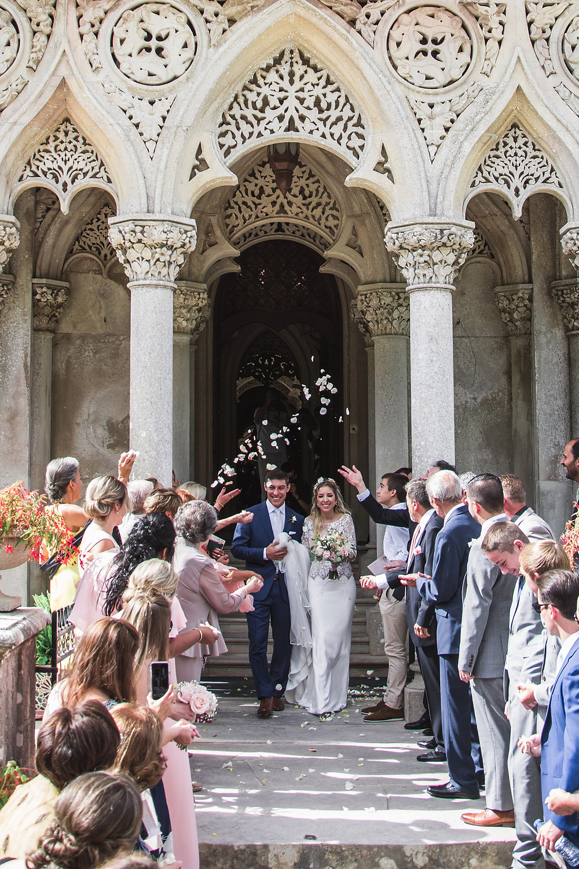 Monserrate Palace Wedding Portugal