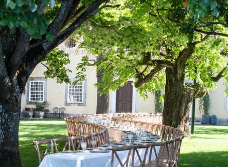 Guide to Your Wedding at Quinta do Torneiro