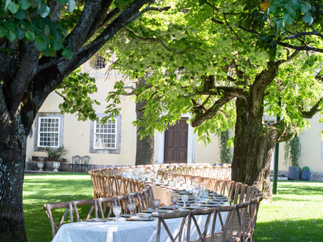 Guide to Your Wedding at Quinta do Torneiro