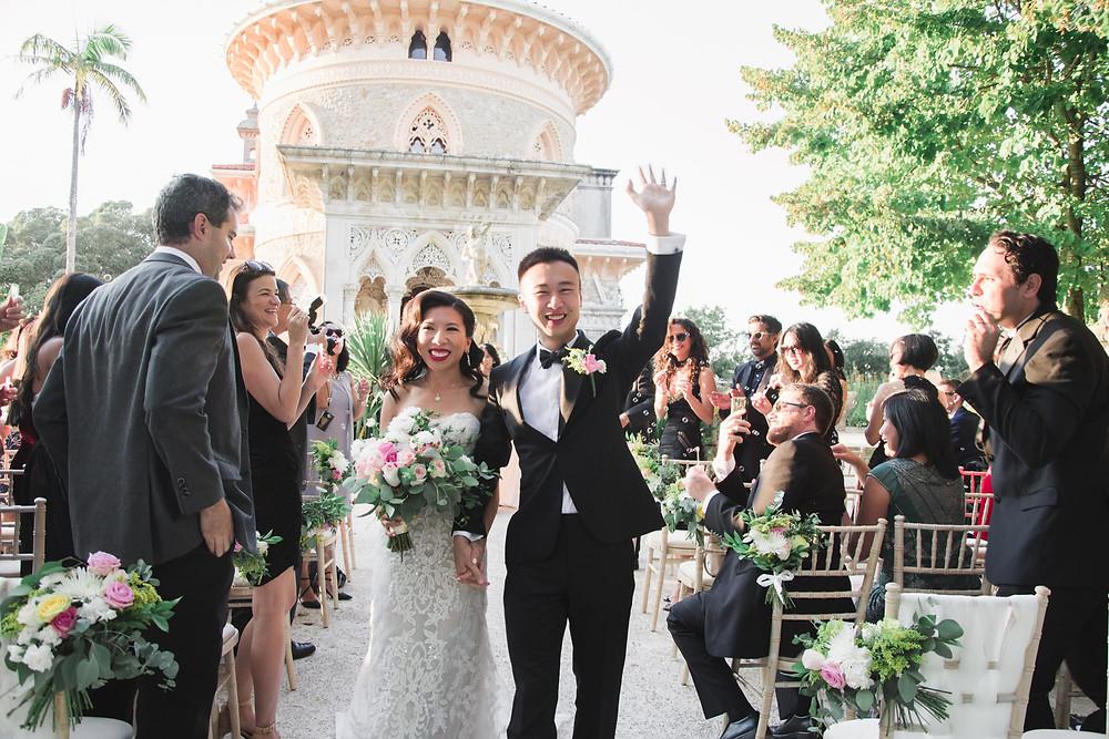 Monserrate Wedding Ceremony Celebrant Portugal