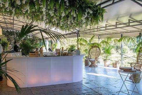 Open Bar concept voor zakelijke evenementen en bruiloften Quinta do Torneiro in Lissabon, Portugal
