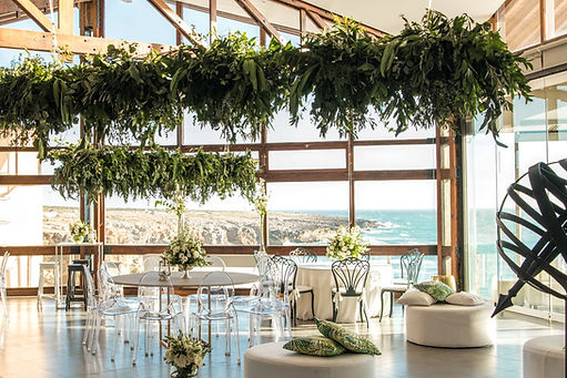 Saloon Ball Arriba by the sea in Portugal