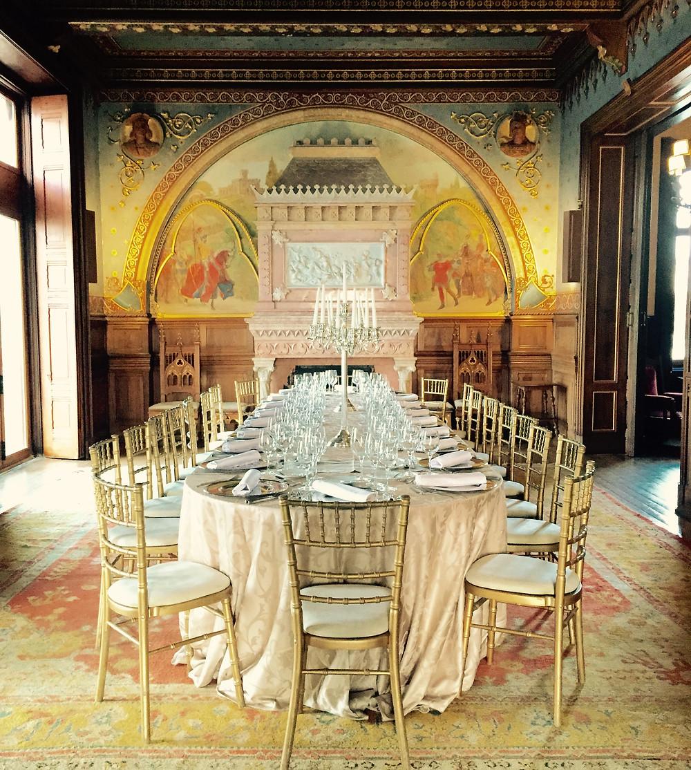 Forte da Cruz Wedding Table Portugal