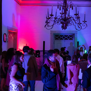 Dansvloer van Quinta do Torneiro