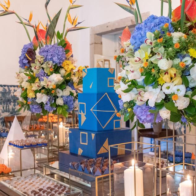 Festa de Aniversário - Quinta do Torneir