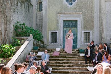Lucy & Benjamin - Portugal Wedding Photo