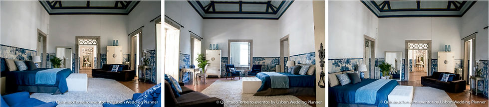 Master Suite - Quinta do Torneiro - My destination wedding Portugal.