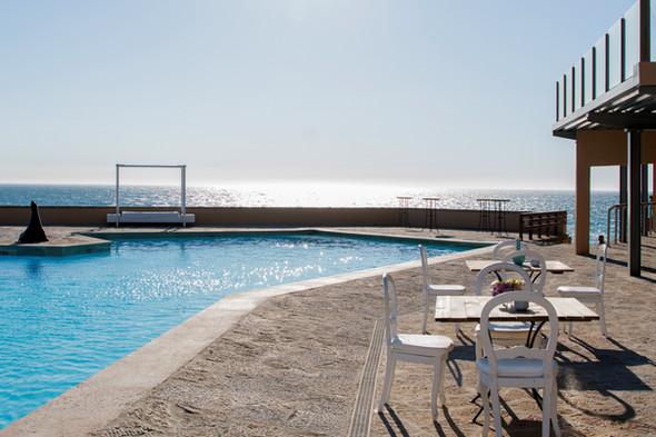 Pool Wedding Arriba by the Sea
