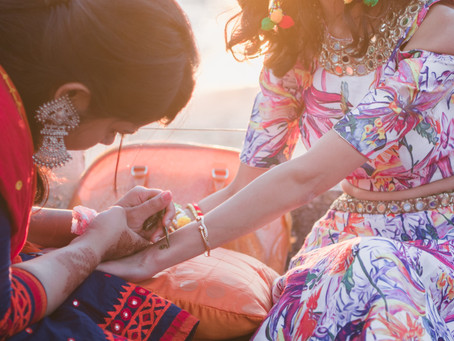 Mehendi Artist for your Mehndi Event in Lisbon Portugal