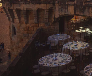 Forte da Cruz Wedding Tables Portugal