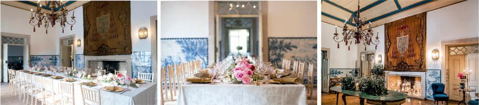 Crest kamer - Quinta do Torneiro - dinner and dessert location - My destination wedding Portugal
