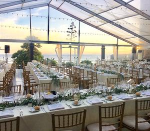 Forte da Cruz Wedding Tables Portugal